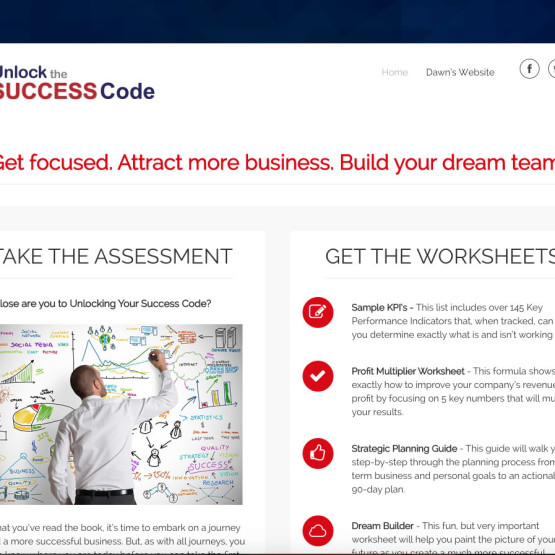 Unlock Success Code Home