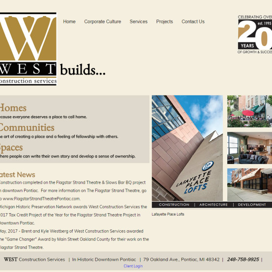 WestConstruction